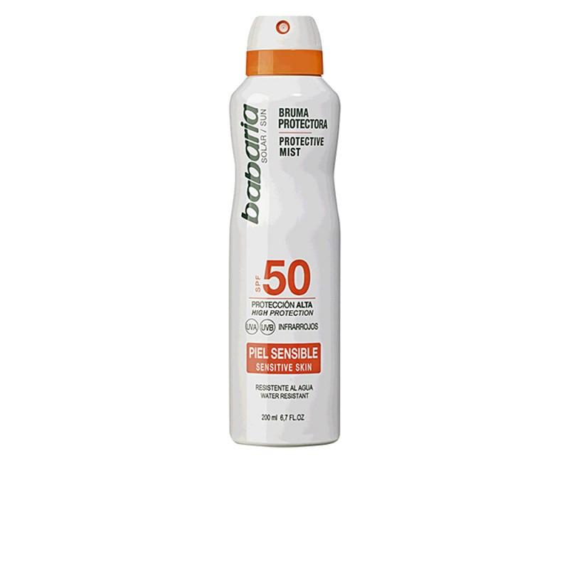 SOLAR PIEL SENSIBLE bruma protectora SPF50 200 ml