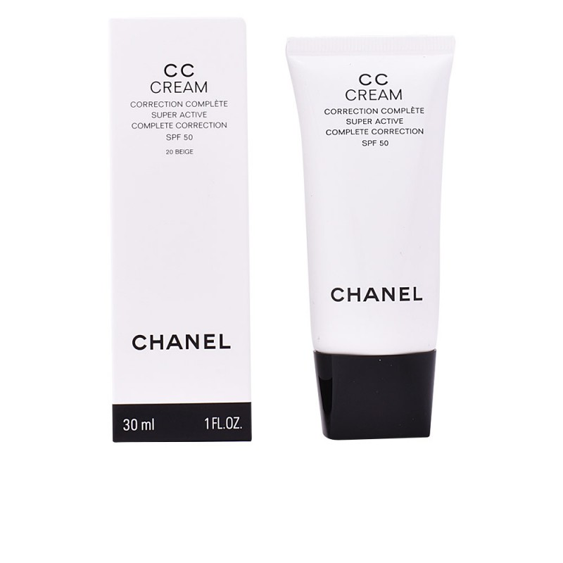 CC CREAM correction complete super active SPF50 B20 beige