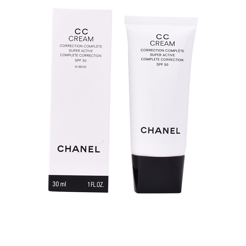 CC CREAM correction complete super active SPF50 B40 beige