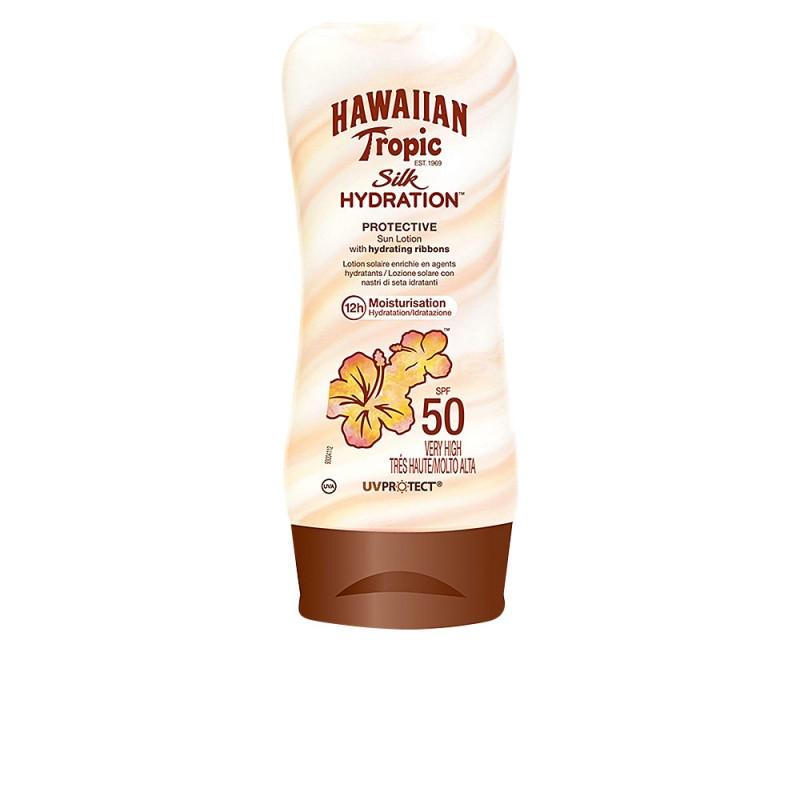 SILK sun lotion SPF50 180 ml