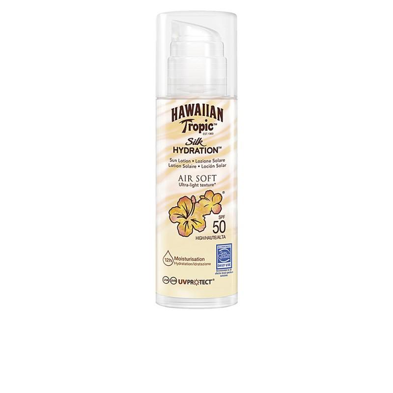 SILK AIR SOFT sun lotion SPF50 150 ml