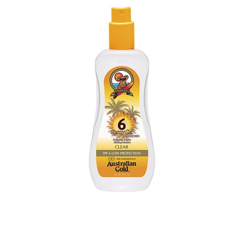 SUNSCREEN SPF6 spray gel 237 ml