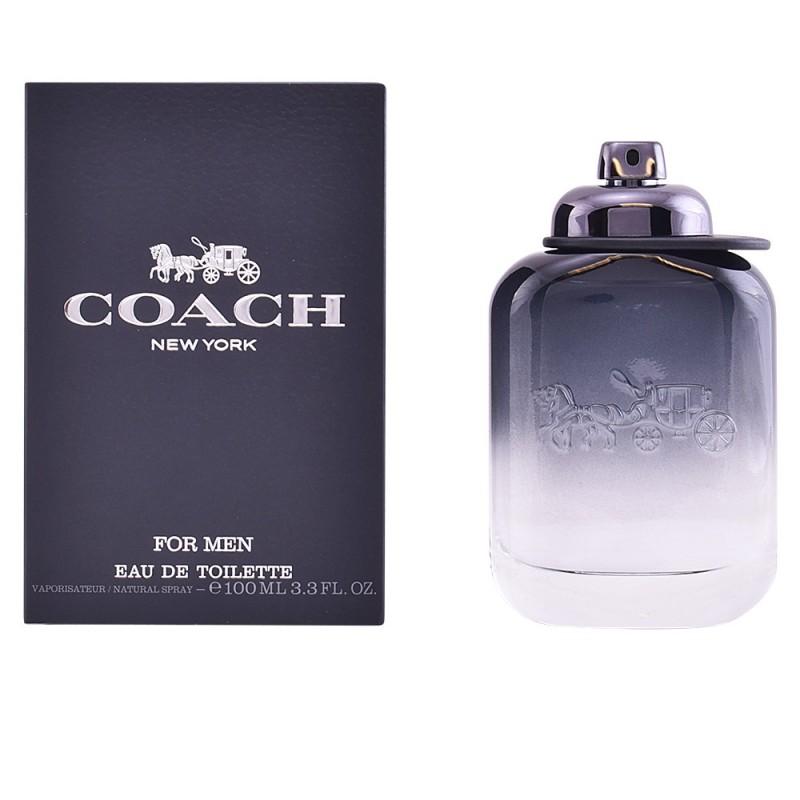 COACH FOR MEN edt vaporizador 100 ml