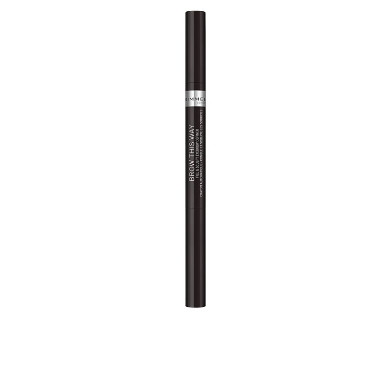 BROW THIS WAY fillsculpt eyebrow definer 004 soft black