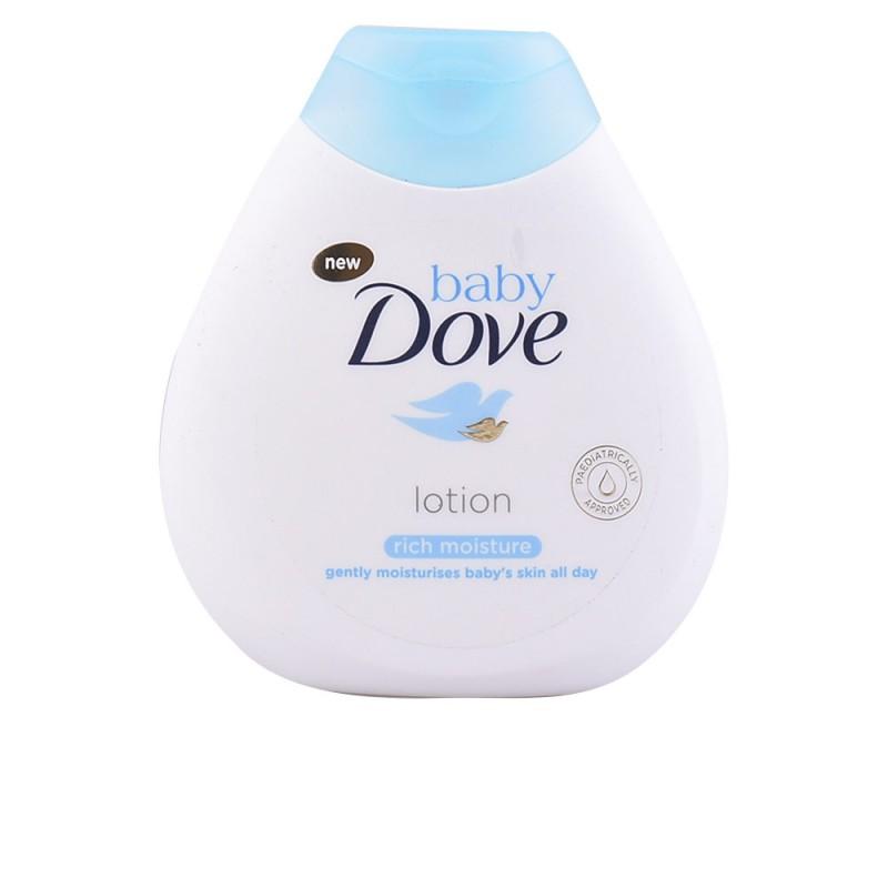 BABY loción hidratante corporal rich moisture 200 ml