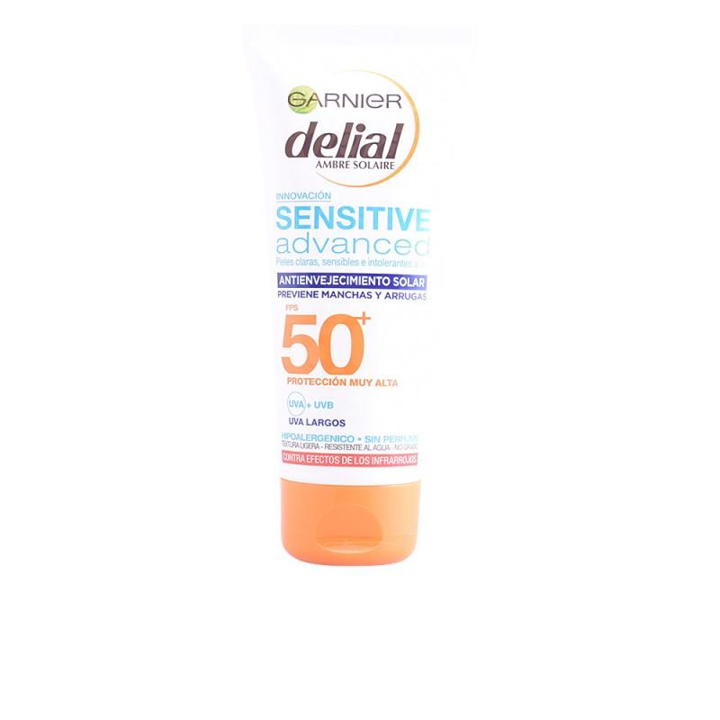 SENSITIVE ADVANCED anti-envejecimiento SPF50+ 100 ml