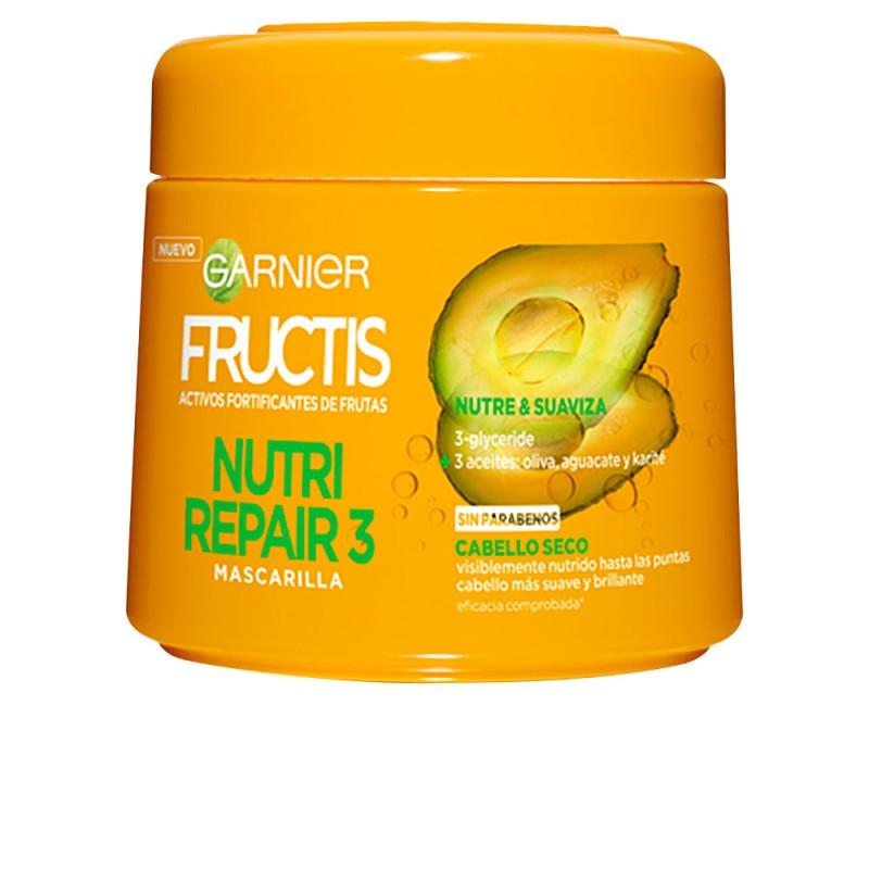 FRUCTIS NUTRI REPAIR-3 mascarilla 300 ml