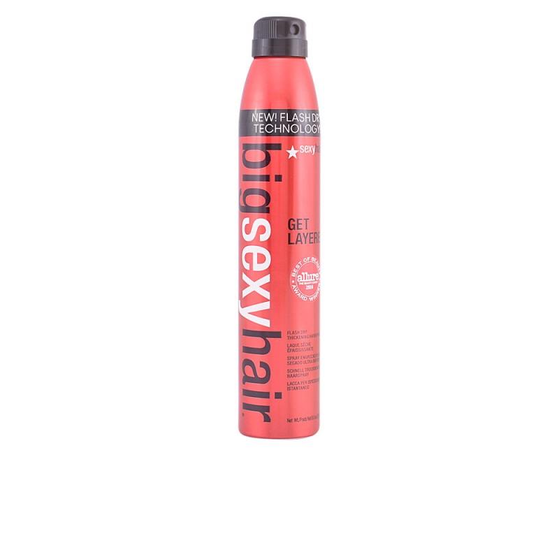 BIG SEXYHAIR gel layered spray 275 ml