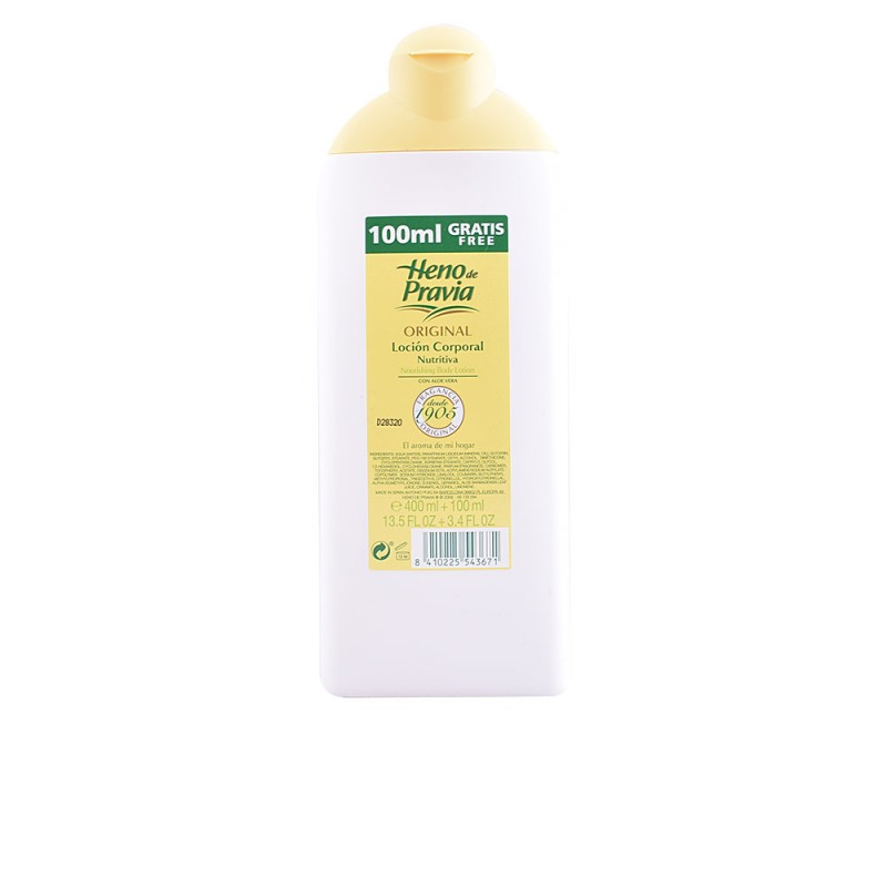 ORIGINAL loción hidratante corporal 400 +100 ml
