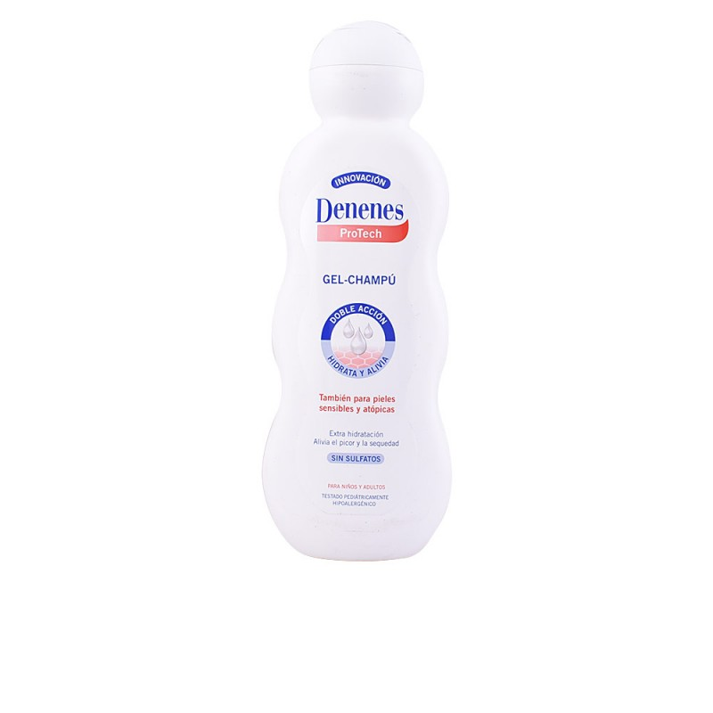 PROTECH piel atópica gel-champú 600 ml