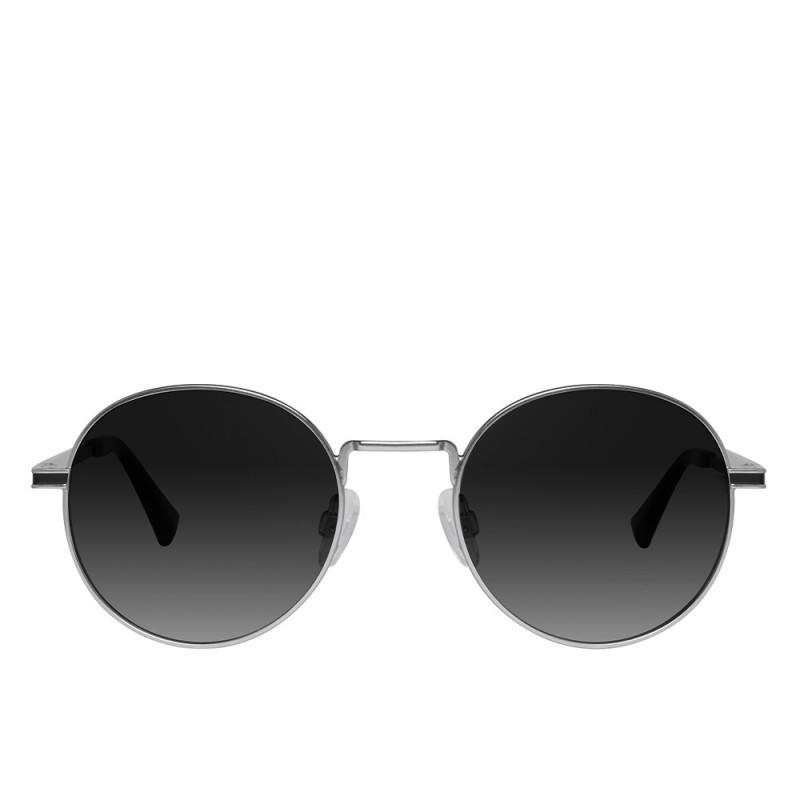MOMA silver black gradient