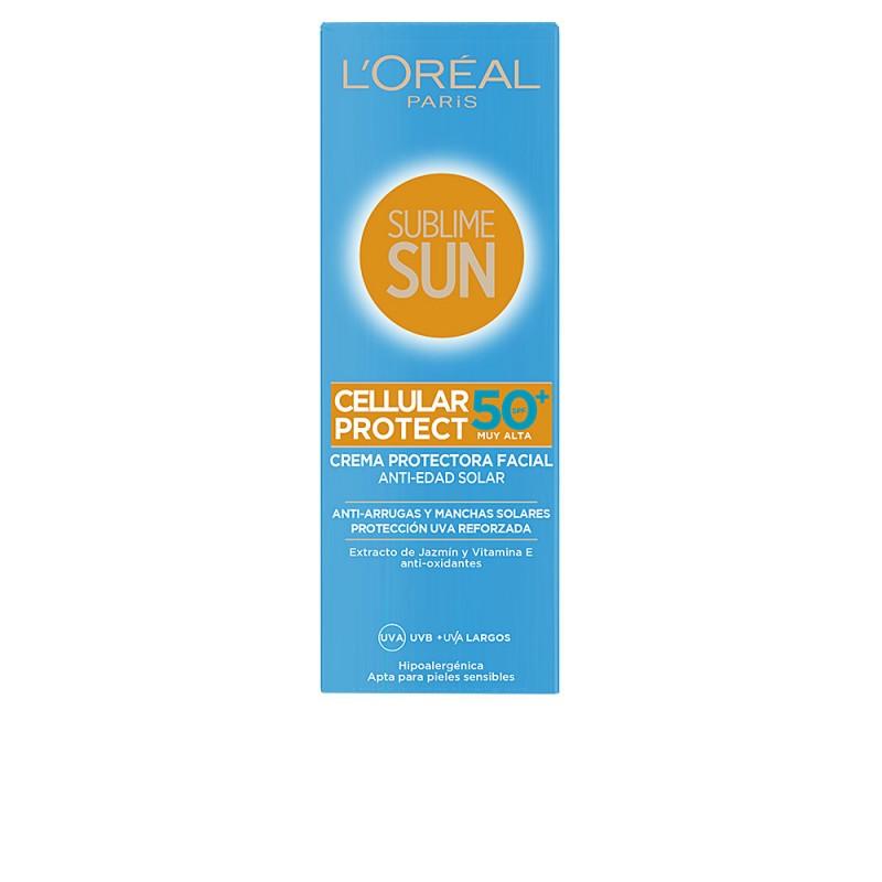 SUBLIME SUN facial cellular protect SPF50 75 ml
