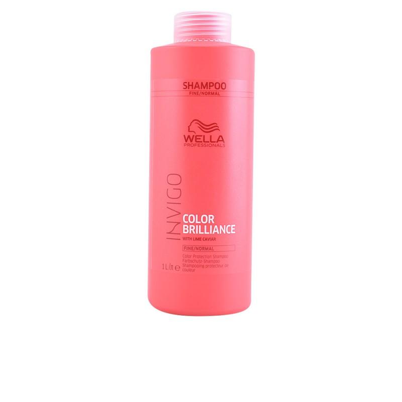 INVIGO COLOR BRILLIANCE shampoo fine hair 1000 ml