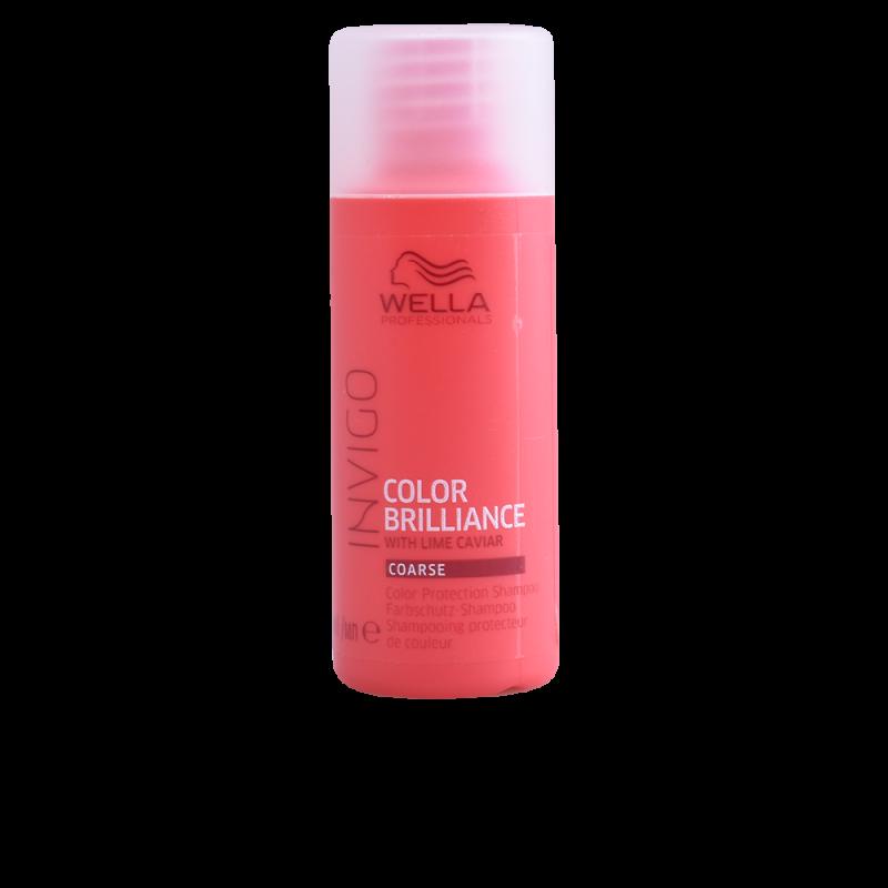 INVIGO COLOR BRILLIANCE shampoo coarse hair 50 ml