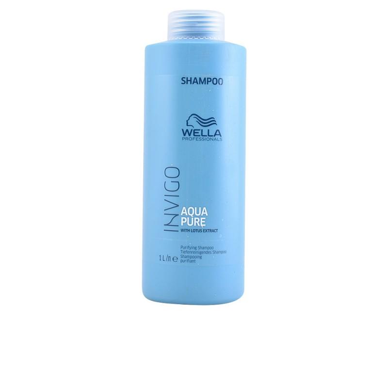 INVIGO AQUA PURE purifying shampoo 1000 ml