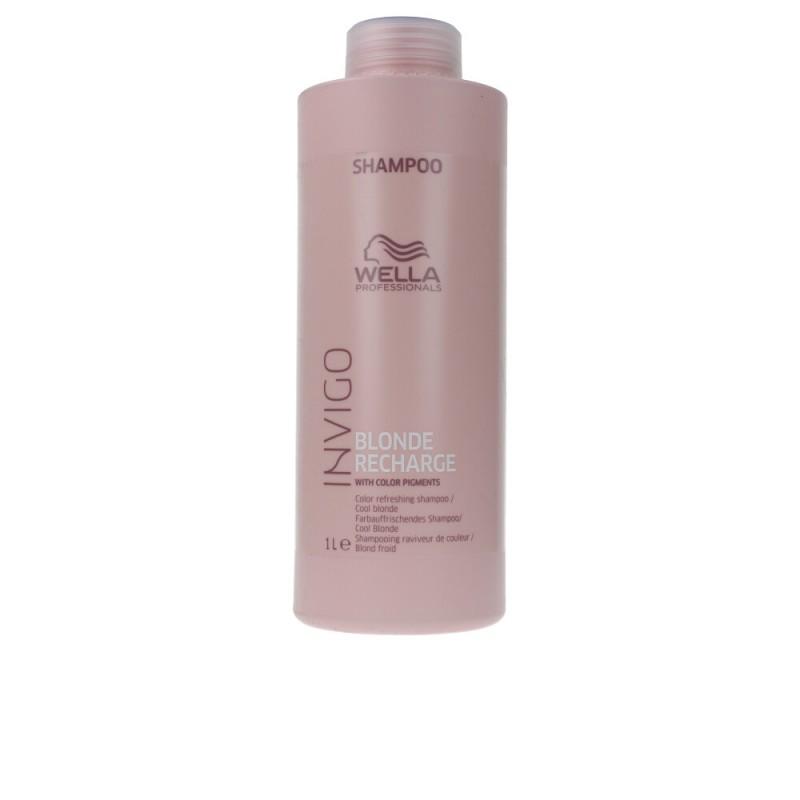 INVIGO BLONDE RECHARGE color refreshing shampoo 1000  ml