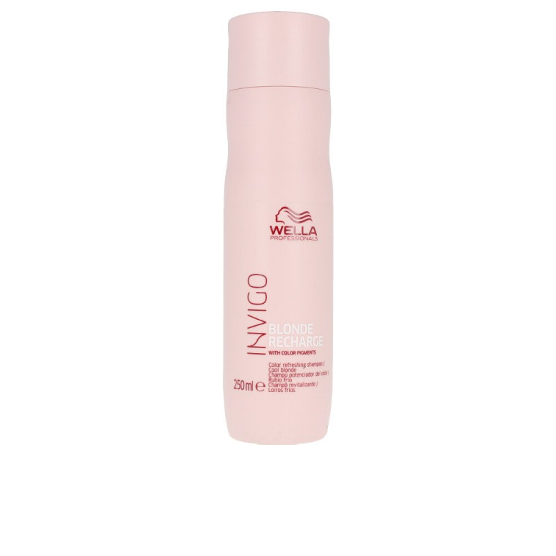COLOR RECHARGE cool blond shampoo 250 ml