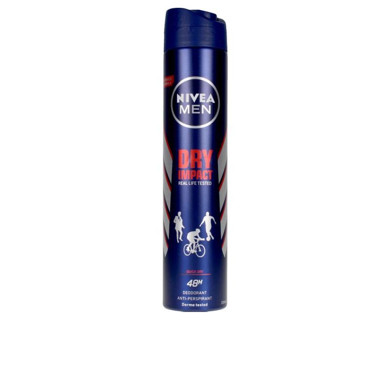 MEN DRY IMPACT deo vaporizador 200 ml