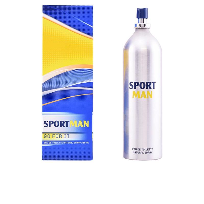 SPORTMAN edt vaporizador 250 ml