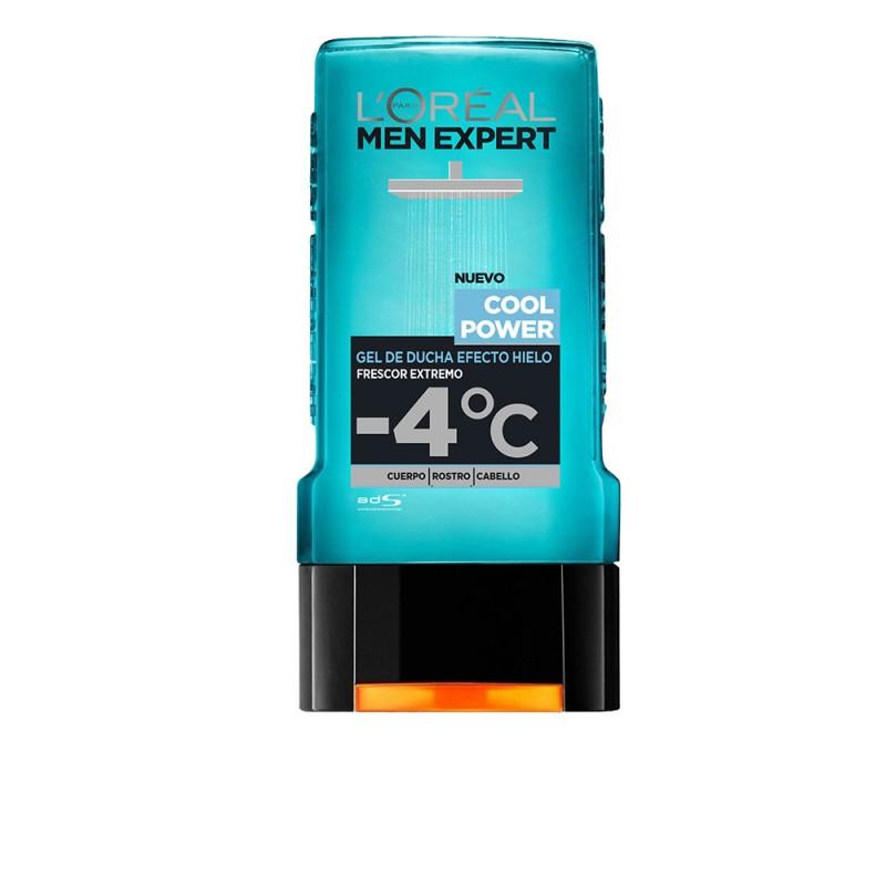 MEN EXPERT gel de ducha total cool power 300 ml