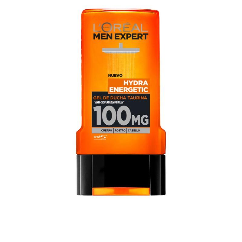 MEN EXPERT gel de ducha hydra-energetic taurina 300 ml