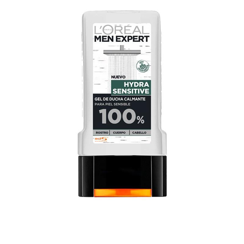 MEN EXPERT gel de ducha hydra-sensitive calmante 300 ml