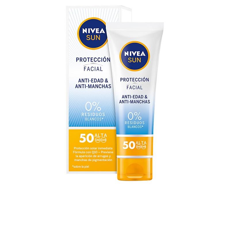SUN FACIAL anti-manchas & anti-edad SPF50 50 ml